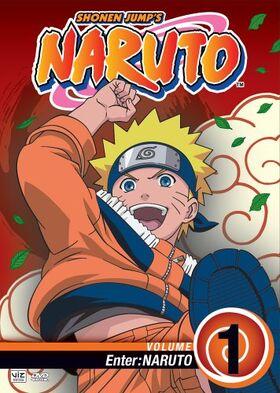 Naruto DVD 1