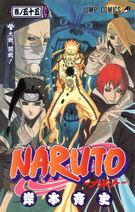 Naruto Volume 55