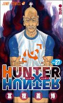 Hunter × Hunter Volume 27
