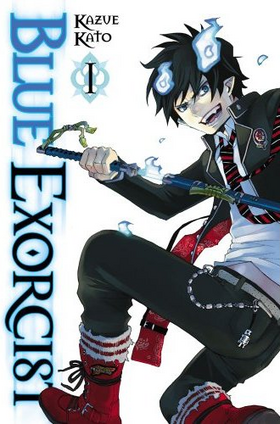 Blue Exorcist English Volume 1