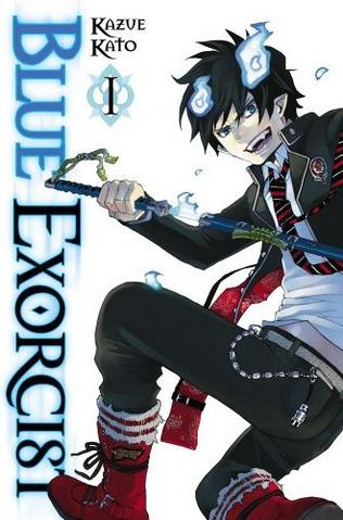 File:Blue Exorcist English Volume 1.png