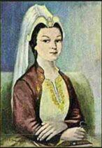 Portret sułtanki Ayse Hafsy