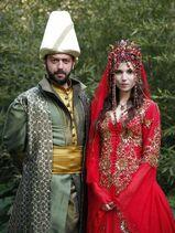 Suknia ślubna hatice
