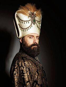 Halit Ergenc as Sultan Suleyman