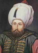 Portret sułtana Selima II Pijaka