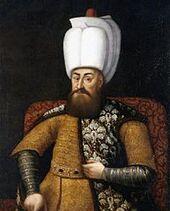 Portret sułtana Murada III
