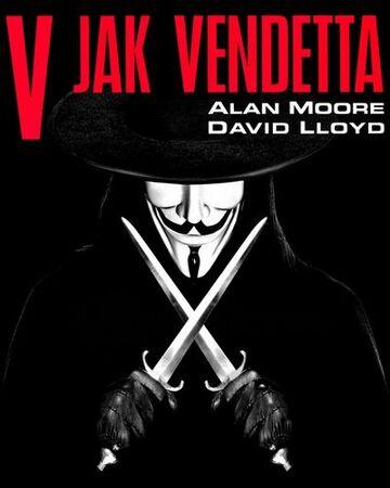 V jak Vendetta | Wszechświaty Wikia | Fandom