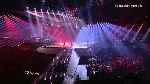 Tooji - Stay - Live - Grand Final - 2012 Eurovision Song Contest