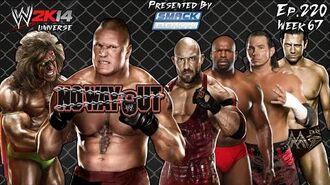 WWE 2K14 Universe (Ep.220 - No Way Out 2015)