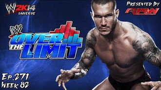 WWE 2K14 Universe (Ep.271 - Over The Limit)