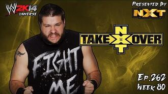 WWE 2K14 Universe (Ep.262 - NXT TakeOver)