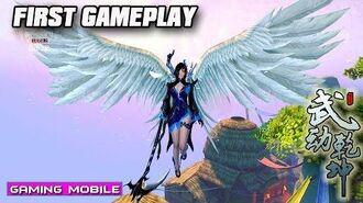 IOS- Martial Universe (武动乾坤) - MMORPG Gameplay