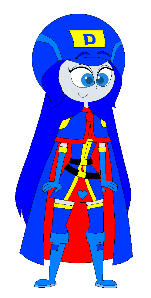 Sorceress dannirella tuff puppy humanoid style by dannichangirl-d4vyiwp