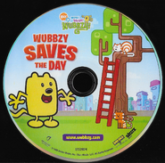 Wubbzy Saves the Day CD
