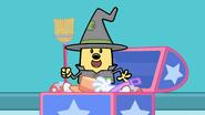 TGoW - Wubbzy In a Witch Costume