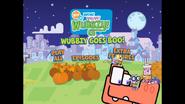 Wubbzy Goes Boo! Main Menu 5