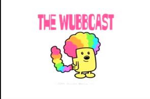 Wubbcast Title Card