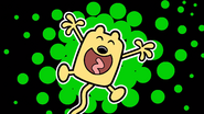 Let's Be Quiet - Wubbzy Jamming 4