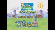 Pirate Treasure Main Menu 9