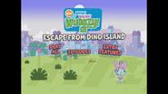 Escape From Dino Island Main Menu 7