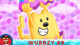 Coloring Eggs - Fredbot Children's Cartoon (Wow! Wow! Wubbzy!)