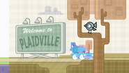 The Grass is Always Plaider - 'Welcome to Plaidville'