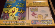 A Tale of Tails DVD with Soundtrack