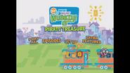Pirate Treasure Main Menu 2