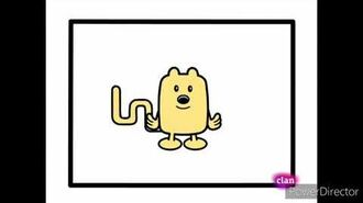 Wow wow wubbzy love is all around in (Castilian european) spanish