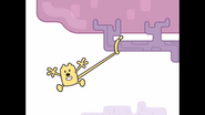 359 Wubbzy Swinging With His Tail 3
