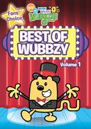 Best of Wubbzy DVD Cover