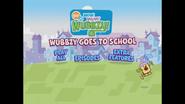 Wubbzy Goes to School Main Menu 10