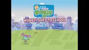 Wubbzy Goes to School Main Menu 8