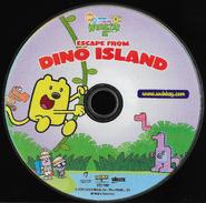 Escape From Dino Island CD