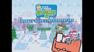 Wubbzy's Christmas Adventure Main Menu 5