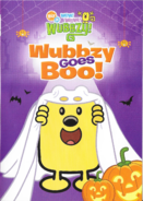 Wubbzy Goes Boo! DVD Artwork (Front)