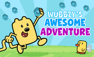 Wubbzy's Awesome Adventure Banner