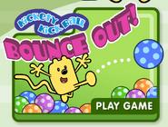 Kickety Kick Ball Bounce Out!