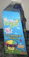 Disco Dancin' Wubbzy - Package, Left Side