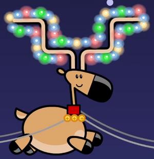 Santa's Reindeer 2-0