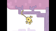 360 Wubbzy Swinging With His Tail 4