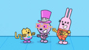 Wubbzy, Widget and Walden (Wuzzles)