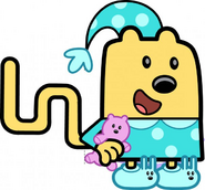 Decal - Bedtime Wubbzy
