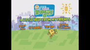 A Little Help From My Friends Main Menu 10