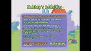 Pirate Treasure Wubbzy's Activities