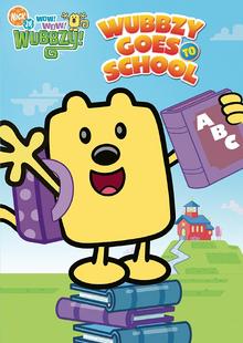 Wubbzy Goes to School DVD