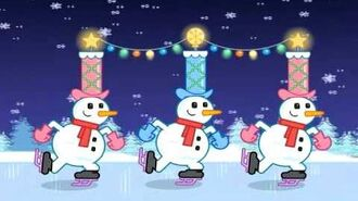 """Wow! Wow! Wubbzy! - """"Holiday Light"""""""
