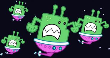 Dark Zone Aliens
