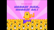 Everything's Coming Up Wubbzy (German Title Card)