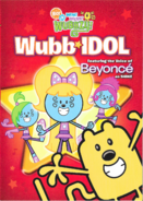 Wubb Idol DVD Artwork - Front